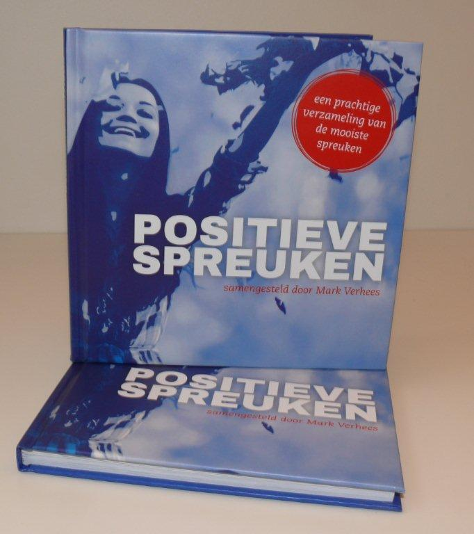 kleine boekjes met spreuken Positieve spreuken   Voor Positiviteit kleine boekjes met spreuken
