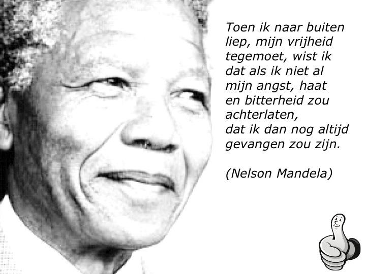 Citaten Over Vrijheid : Nelson mandela voor altijd mijn superheld