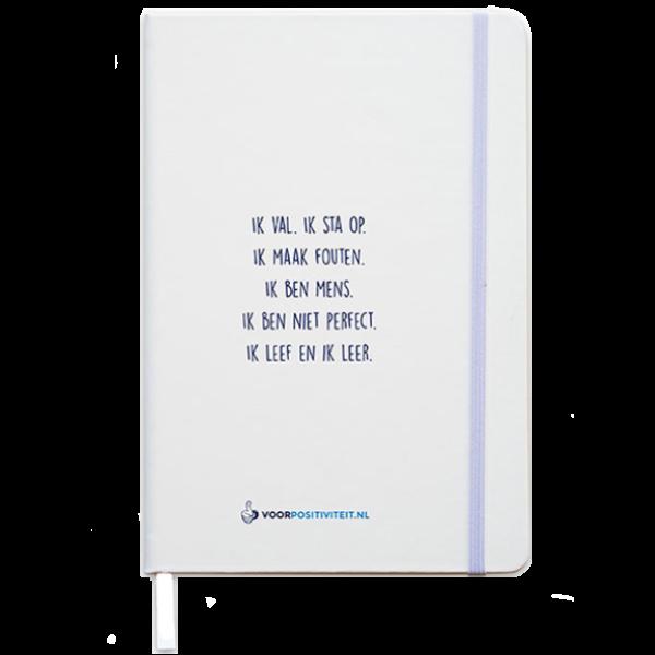 Notitieboek wit