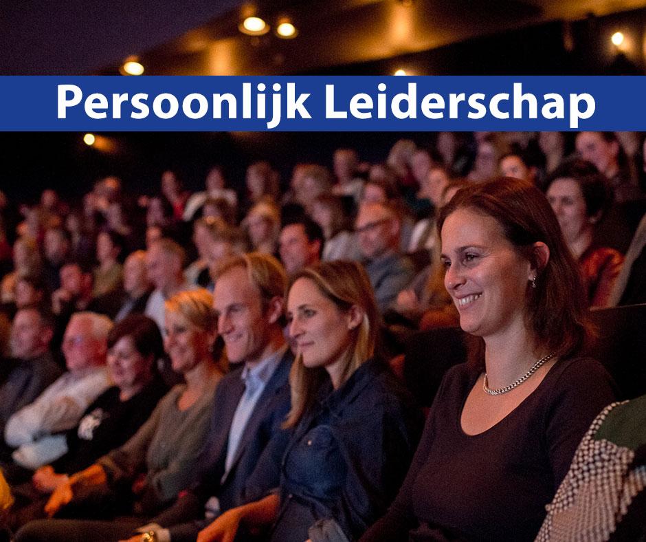 Seminar Persoonlijk Leiderschap